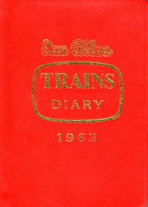 1963 Ian Allan Trains Diary.