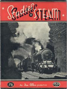 1947 Studies in Steam No. 1.