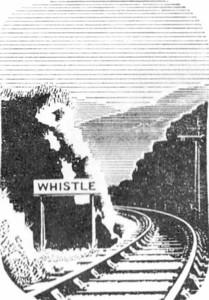 """Whistle""."