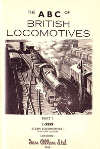 1948 Part 1 GWR and Part 3 LMS. GWR 28xx Class 2-8-0.