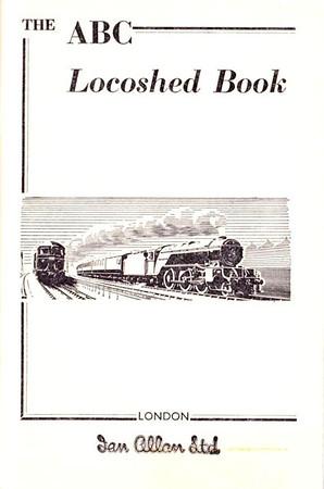 1957 to Spring 1958 Locoshed. LNER V2 Class 2-6-2 + Metropolitan battery loco.