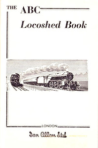 1957 to Spring 1958 Locoshed. LNER V2 Class 2-6-2 + Metropolitan battery loco.