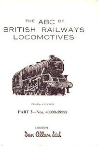 1949 & 1950 Part 3 LMS. 'Black 5' 4-6-0 44717.