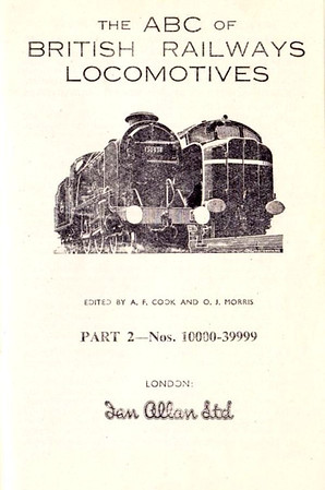 "1950 Part 2 SR. V/'Schools' Class 4-4-0 30938 ""St Olave's"" + LMS diesel 10000 or 10001."
