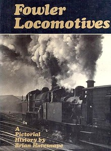 1972 Fowler Locomotives, 1st edition, by Brian Haresnape, published 1972, 128pp, ISBN 0-7110-0374-2. Cover photo of a 'Jinty' 0-6-0T and 0-10-0 58100 (unofficially known as 'Big Bertha').