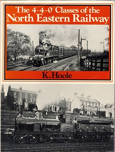 1979 The 4-4-0 Classes Of The North Eastern Railway.