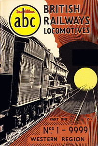 Winter 1950 Part 1 Western Region Steam Locomotives.