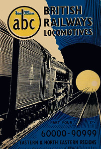 Winter 1950 Part 4 Eastern & North Eastern and Scottish (Ex LNER) Regions Steam Locomotives.