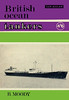 "1966 British Ocean Tankers, 8th edition, by B Moody, published April 1966, 64pp 4/6, code: 1488/261/GEX 466. Cover photo of ""Teesfield"". Larger format 18.5cm x 12.5cm. All the 1966 'Ocean' series carry the same code as the 1966 Combined Volume 2nd edition, since that was published first."