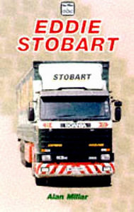 2001 Eddie Stobart, 1st edition, by Alan Millar, published March 2001, 96pp £8.99, ISBN 0-7110-2640-8. I'm fairly sure this cover was just a stock photo, and not used for the actual publication. Again.