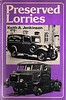 1977 Preserved Lorries, by Keith A Jenkinson, published November 1977, 352pp £5.50, ISBN 0-7110-0800-0, code: DX/1177, A5 format hardback with dust jacket, purple cover beneath.