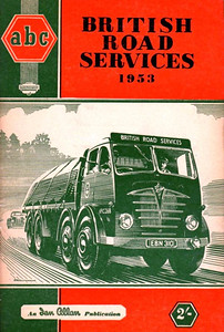 Section 104: ABC Commercial Vehicles/British Road Transport/Lorries etc