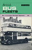 1966 British Bus Fleets No.6 - Lancashire Municipal Operators, 3rd edition, published February 1966, 88pp 4/6, code: 1464/247/HEX/266.