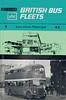 1965 British Bus Fleets No.6 - Lancashire Municipals, 2nd edition, published April 1965, 72pp 4/6, code: 1373/166/ /GEX/465.