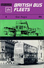 1965 British Bus Fleets No.4 - East Anglia, 3rd edition, published April 1965, 64pp 4/6, code: 1382/170/FEX/565.