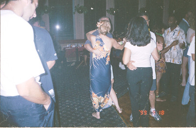 1999-9-18 Spike Volleyball LUAU-Rose Dancing