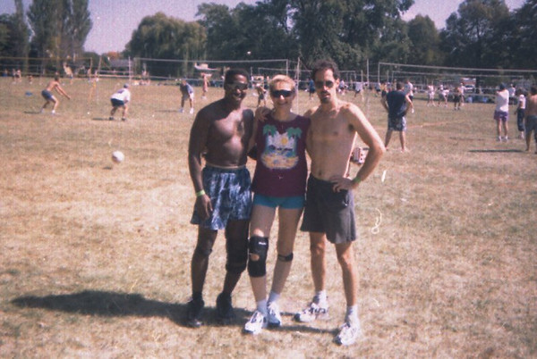 1999 Spike Volleyball Luau