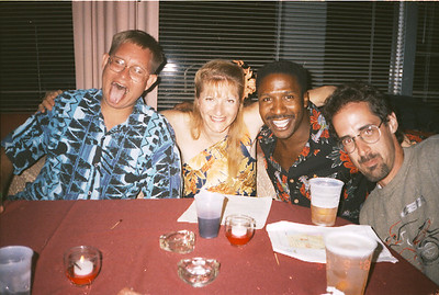 1999-9-18 Spike Volleyball LUAU