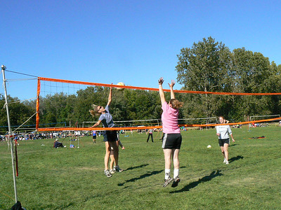 2007 Spike Volleyball Chicago LUAU