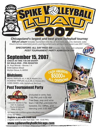 20070915 Spike Volleyball Luau