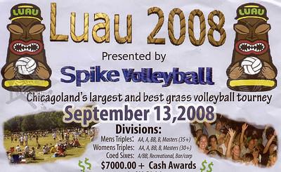 20080927 Spike Volleyball Luau- Make up