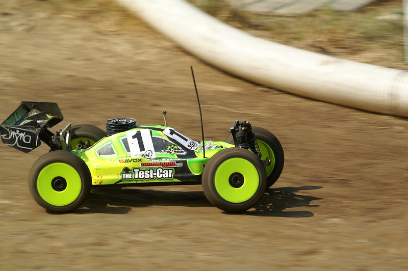 Finnish Championships Race 3, Lavanko