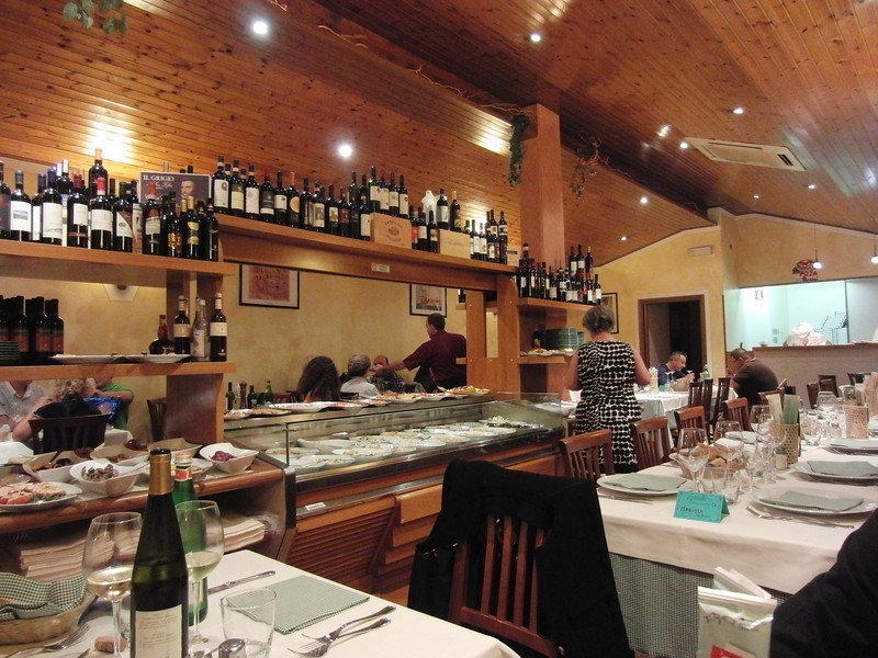 THE Restaurant, Da Remo