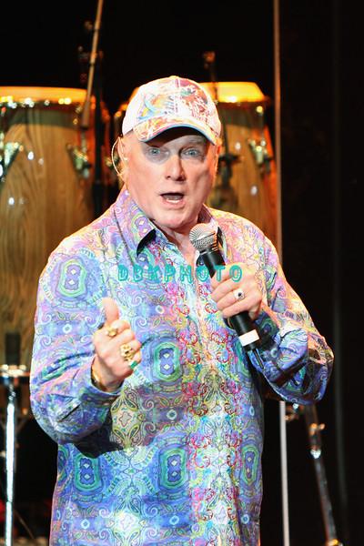 ATLANTIC CITY, NJ - OCTOBER 14:  Mike Love, Beach Boys lead singer, performs at The Music Box, Borgata Hotel Casino & Spa on October 14, 2011 in Atlantic City, New Jersey.