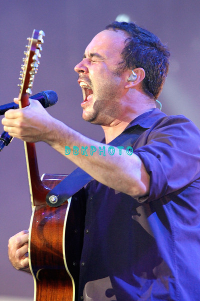 ATLANTIC CITY, NJ - JUNE 25:  Dave Matthews performs during the Dave Matthews Band Caravan at Bader Field on June 25, 2011 in Atlantic City, New Jersey.