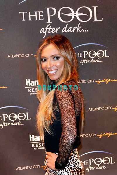 ATLANTIC CITY, NJ - MARCH 12:  Giuliana Rancic visits The Pool at Harrah's Resort on March 12, 2011 in Atlantic City, New Jersey