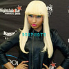 ATLANTIC CITY, NJ - MARCH 26:  Nikki Minaj visits the Pool After Dark at Harrah's Resort on March 26, 2011 in Atlantic City, New Jersey.
