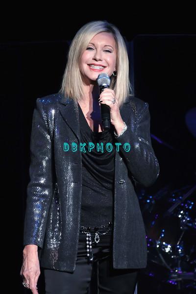 ATLANTIC CITY, NJ - DECEMBER 09:  Olivia Newton John performs at Caesars Atlantic City on December 9, 2011 in Atlantic City, New Jersey.