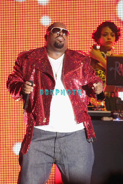 ATLANTIC CITY, NJ - JULY 17:  Cee Lo Green performs at The Borgata Event Center on July 17, 2011 in Atlantic City, United States