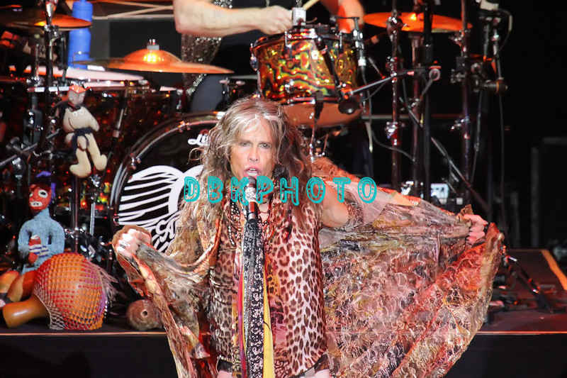 Atlantic City, NJ Steven Tyler of  Aerosmith performed in concert in Ovation Hall at Revel on Friday evening, November 23, 2012. Atlantic City, NJ Steven Tyler of  Aerosmith performed in concert in Ovation Hall at Revel on Friday evening, November 23, 2012.