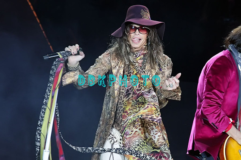Atlantic City, NJ Steven Tyler of  Aerosmith performed in concert in Ovation Hall at Revel on Friday evening, November 23, 2012.