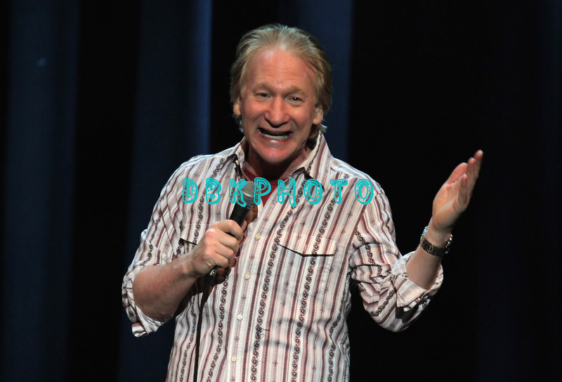 ATLANTIC CITY, NJ - JUNE 02:  Bill Maher performs at Caesars Circus Maximus Theater on June 2, 2012 in Atlantic City, New Jersey.