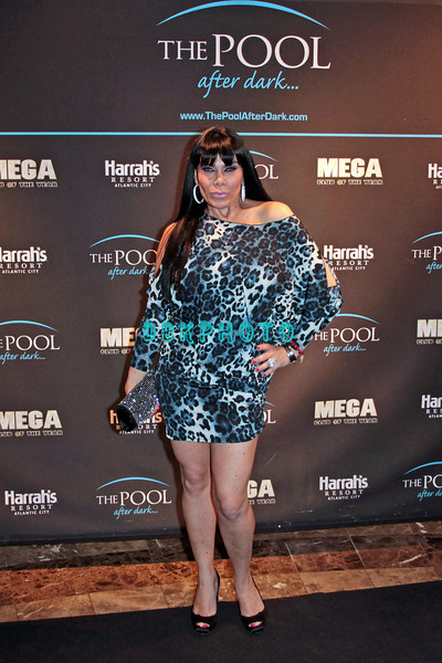 ATLANTIC CITY, NJ - MARCH 31: Renee Graziano of Mob Wives attends the DJ Pauly D kick-off event at The Pool After Dark at Harrah's Resort on March 31, 2012 in Atlantic City, New Jersey.
