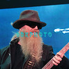 ATLANTIC CITY, NJ - MAY 26:  Dusty Hill of ZZ Top performs at the Trump Taj Mahal on May 26, 2012 in Atlantic City, New Jersey.