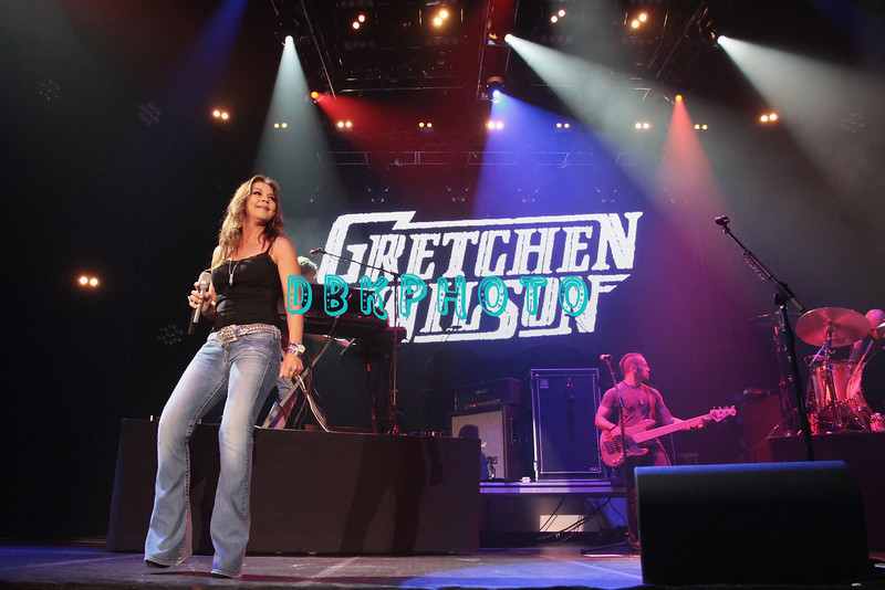ATLANTIC CITY, NJ - MAY 26:  Gretchen  Wilson performs at the Trump Taj Mahal on May 26, 2012 in Atlantic City, New Jersey.