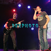 ATLANTIC CITY, NJ - MAY 26:  Chris Henderson and Brad Arnold of 3 Doors Down performs at the Trump Taj Mahal on May 26, 2012 in Atlantic City, New Jersey.