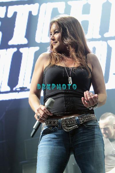 ATLANTIC CITY, NJ - MAY 26:  Gretchen  Wilson performs at the Trump Taj Mahal on May 26, 2012 in Atlantic City, New Jersey.