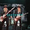 ATLANTIC CITY, NJ - MAY 26:  Dusty Hill, Frank Beard and Billy Gibbons of ZZ Top performs at the Trump Taj Mahal on May 26, 2012 in Atlantic City, New Jersey.