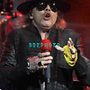 "ATLANTIC CITY, NJ - FEBRUARY 24:  Axl Rose of Guns N"" Roses performs at the House of Blues on February 24, 2012 in Atlantic City, New Jersey."