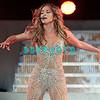ATLANTIC CITY, NJ - Jennifer Lopez appears in concert at Boardwalk Hall, July 29, 2012