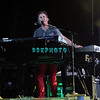 ATLANTIC CITY, NJ - AUGUST 11:  Jonathan Cain, keyboards for the band Journey performs in concert at the Ovation Hall at Revel Resort & Casino on August 11, 2012 in Atlantic City, New Jersey.