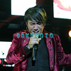 ATLANTIC CITY, NJ - AUGUST 11:  Arnel Pineda, lead singer for the band Journey performs in concert at the Ovation Hall at Revel Resort & Casino on August 11, 2012 in Atlantic City, New Jersey.