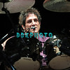 ATLANTIC CITY, NJ - AUGUST 11:  Deen Castronovo, drummer for the band Journey performs in concert at the Ovation Hall at Revel Resort & Casino on August 11, 2012 in Atlantic City, New Jersey.