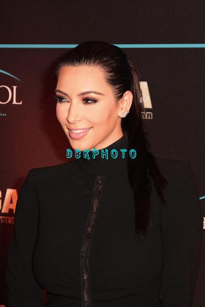 ATLANTIC CITY, NJ - MAY 27:  Kim Kardashian  visits at the The Pool After Dark at Harrah's Resort on May 27, 2012 in Atlantic City, New Jersey.