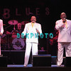 ATLANTIC CITY, NJ - FEBRUARY 19:  Ernest Wright, Anthony Gourdine and Clarence Collins of  Little Anthony and The Imperials performs at the House of Blues on February 19, 2012 in Atlantic City, New Jersey.