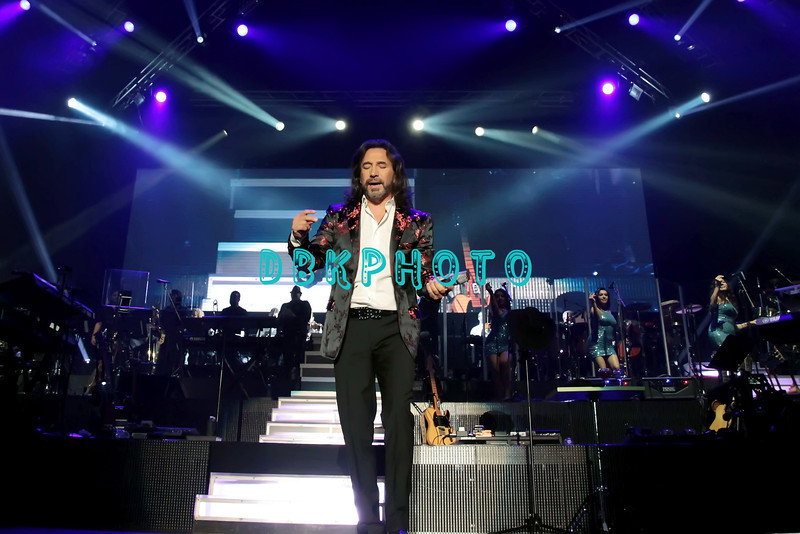 ATLANTIC CITY, NJ - AUGUST 17:  Chayanne performs at the Boardwalk Hall Arena on August 17, 2012 in Atlantic City, New Jersey.